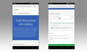 Google Play Protect: Safe Browsing