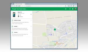 Google Play Protect: Mein Gerät finden