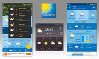 Wetter-Apps im Vergleich - Weather Pro
