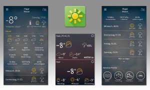 Wetter-Apps im Vergleich - Wetter.de