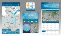 Wetter-Apps im Vergleich - Wetteronline (Pro)