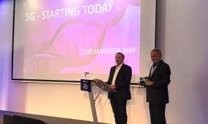 Telekom 5G Start Deutschland