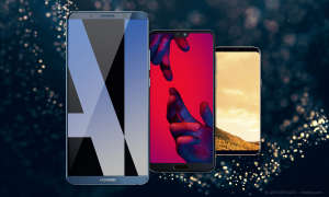 Beste Android Smartphones 2018