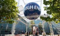 High End Eingang