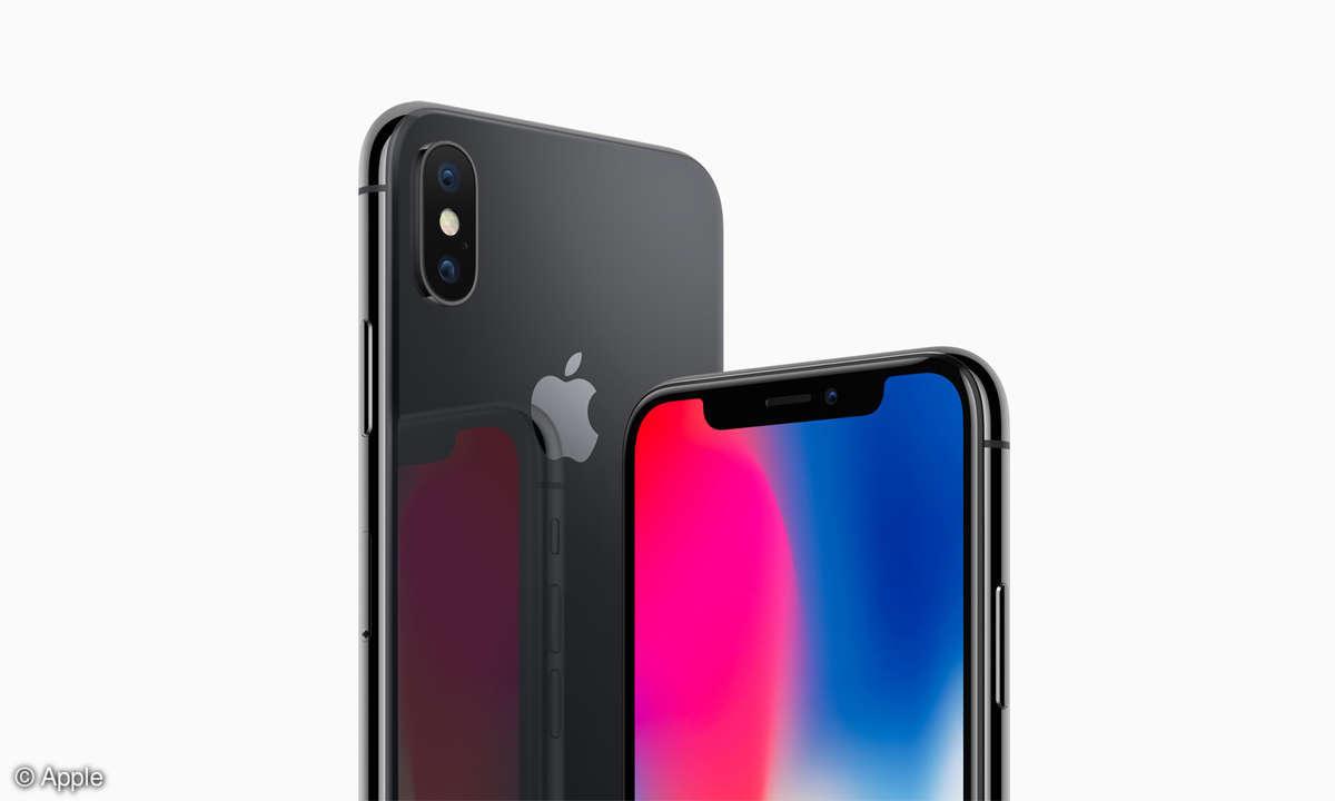 iphone x plus 2018 geruechte