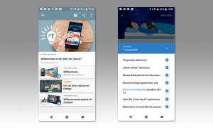 Sony Xperia XZ2 und XZ2 Compact - Screenshots