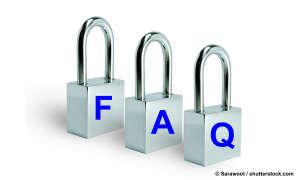 FAQ zur Datenschutz-Grundverordnung