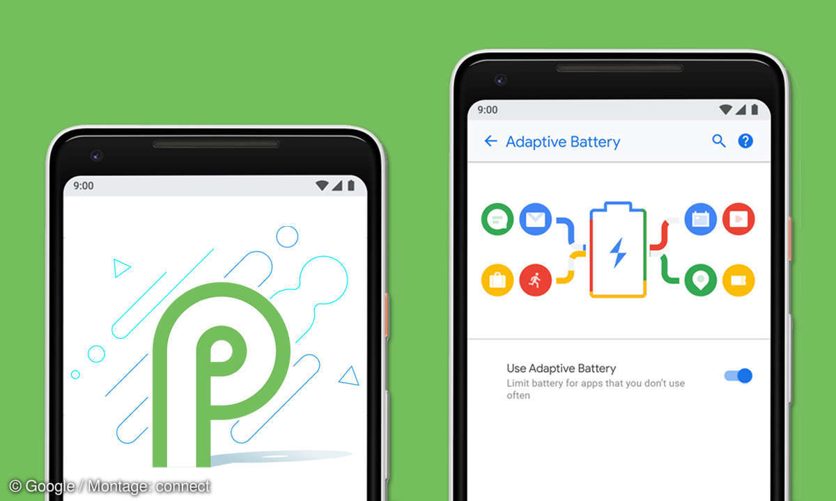 Android P Beta Neue Features