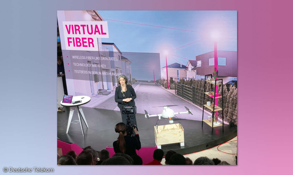 Virtual Fiber - Deutsche Telekom