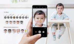 LG G7 ThinQ Kamerafunktion