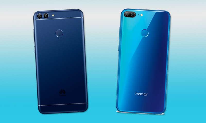 Using Honour Vs Honor: Honor 9 Lite Vs. Huawei P Smart