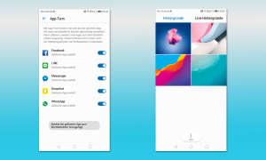 Huawei P Smart - Apps