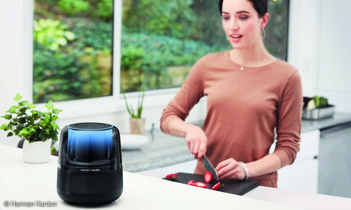 Harman Kardon Allure Smart Speaker Lautsprecher