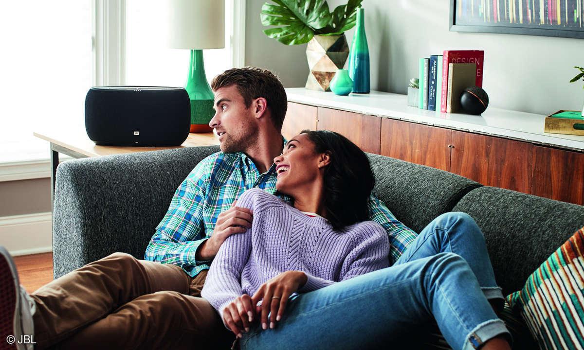 JBL Link 500 Smart Speaker Lautsprecher