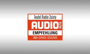 Audio Empfehlung Teufel Radio
