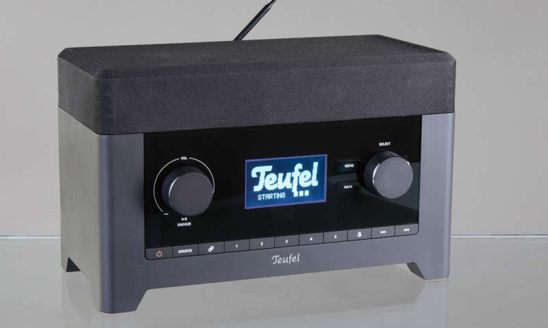 teufel radio 3sixty im test connect. Black Bedroom Furniture Sets. Home Design Ideas