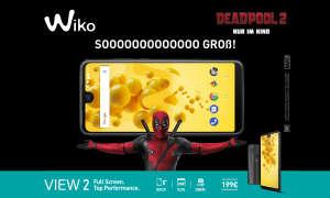 Wiko Deadpool