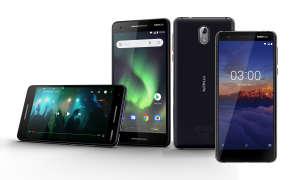 Nokia 2.1 und Nokia 3.1
