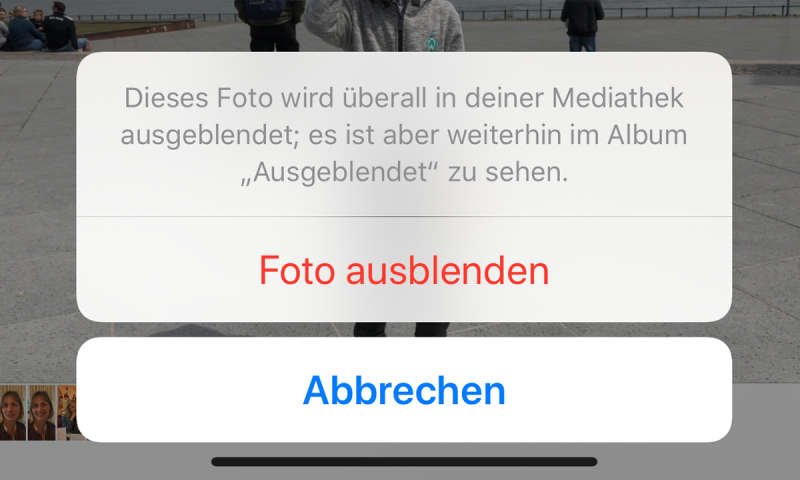 iphone bilder verstecken kostenlos