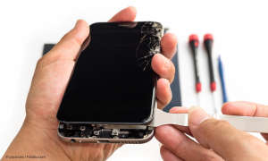Smartphone Display Reparatur