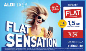 Aldi Talk Tarifoption Juni 2018