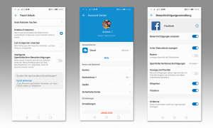 Huawei P20 Lite im Test - Apps