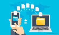Smartphone und PC synchronisieren