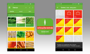 Bio-App: Grünzeit