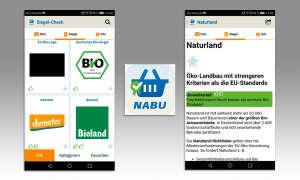Bio-App: NABU Siegel Check