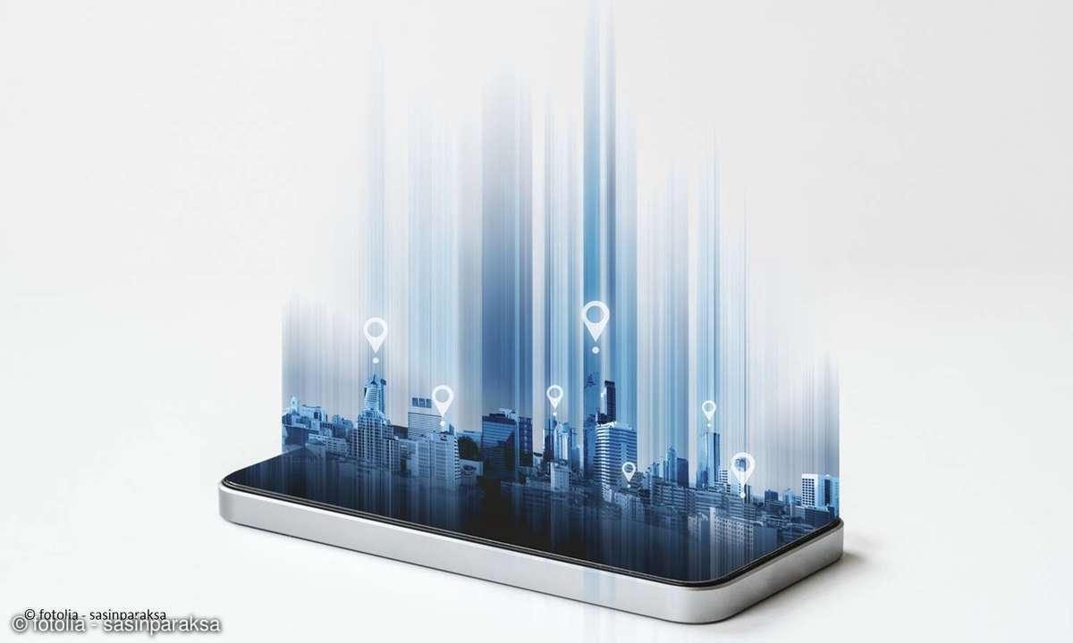 Augmented Reality im Smartphone