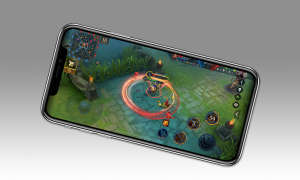Gaming-Smartphones im Vergleich - Apple iPhone X