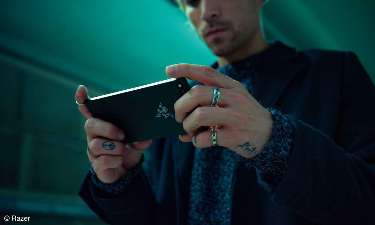 Gaming-Smartphones im Vergleich