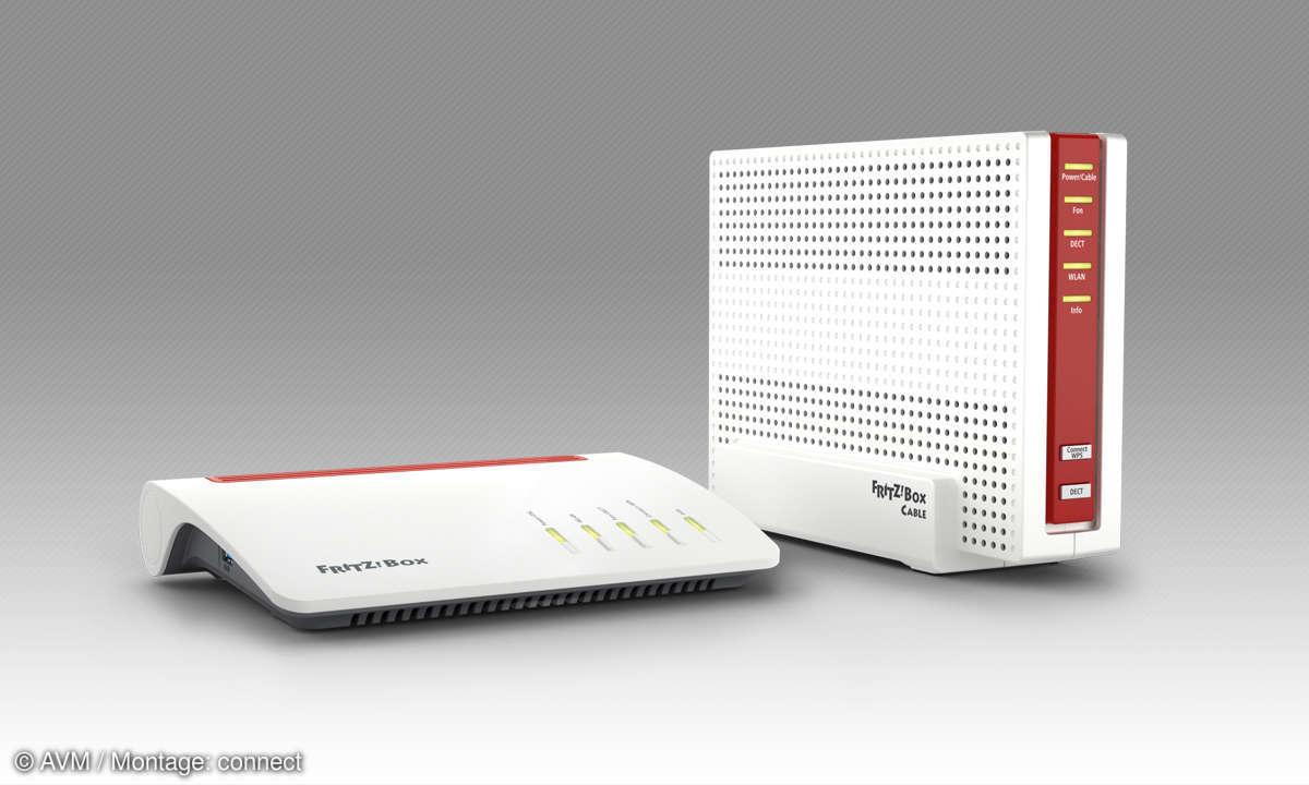 WLAN-Wissen: Geräte - AVM