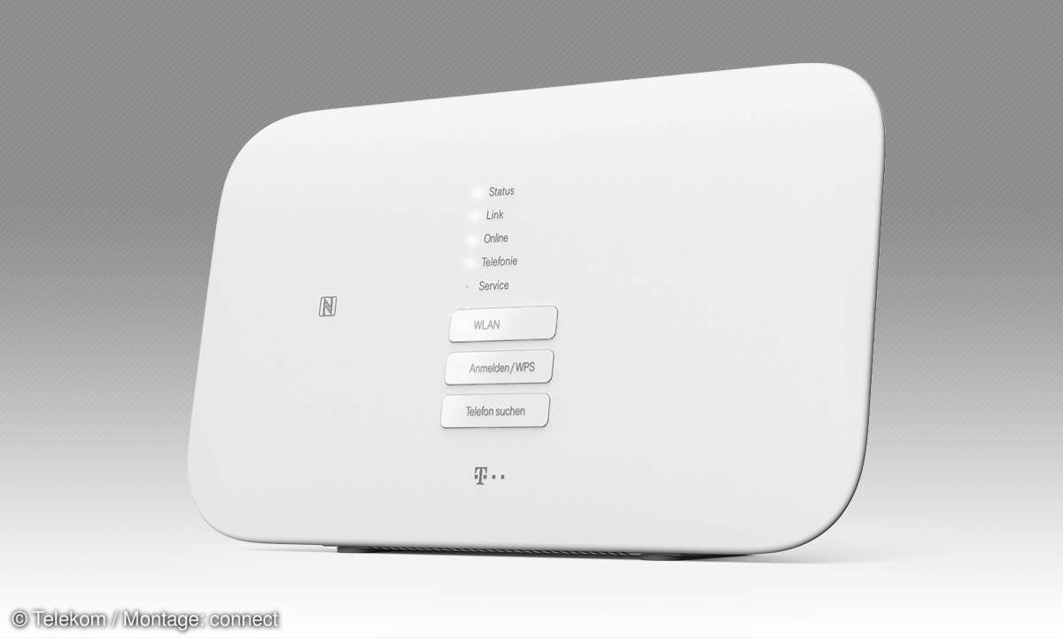 WLAN-Wissen: Geräte - Telekom Speedport Smart 2