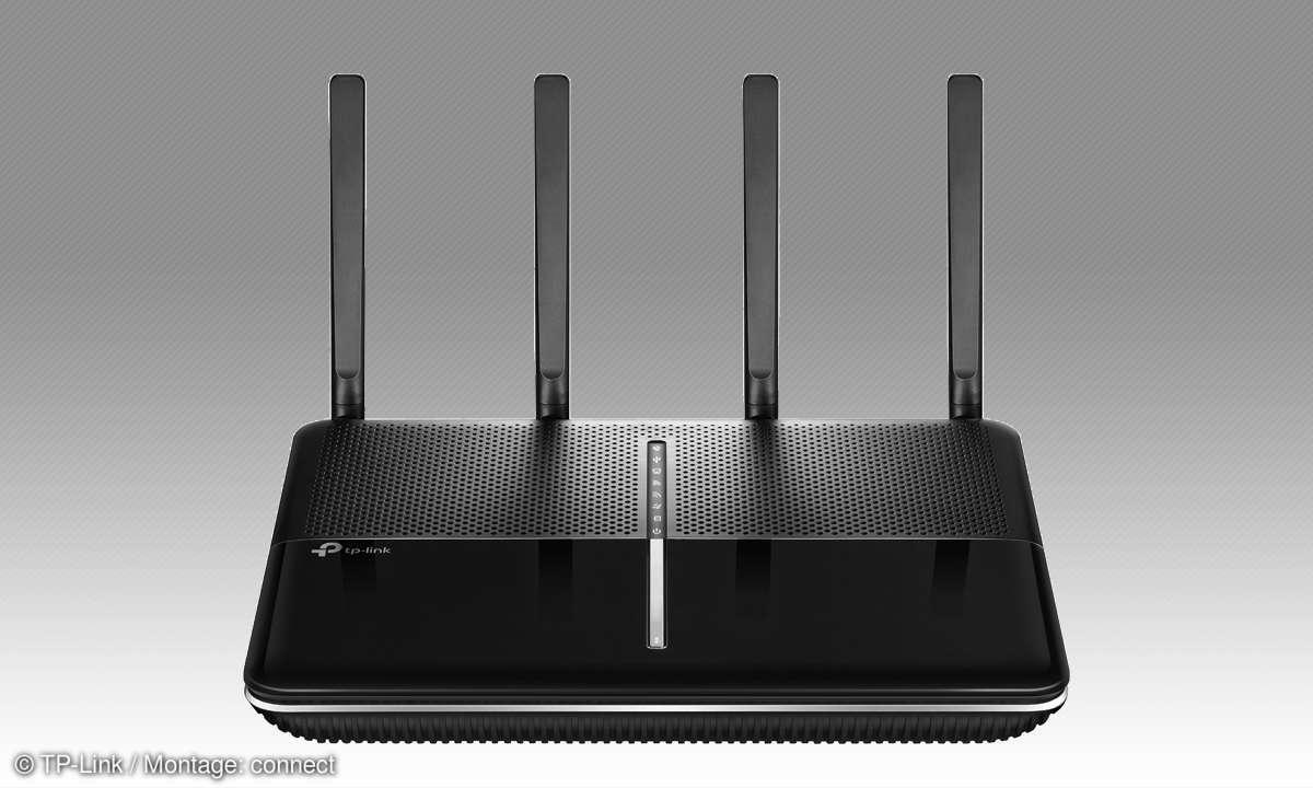 WLAN-Wissen: Geräte - TP-Link Archer VR2800V