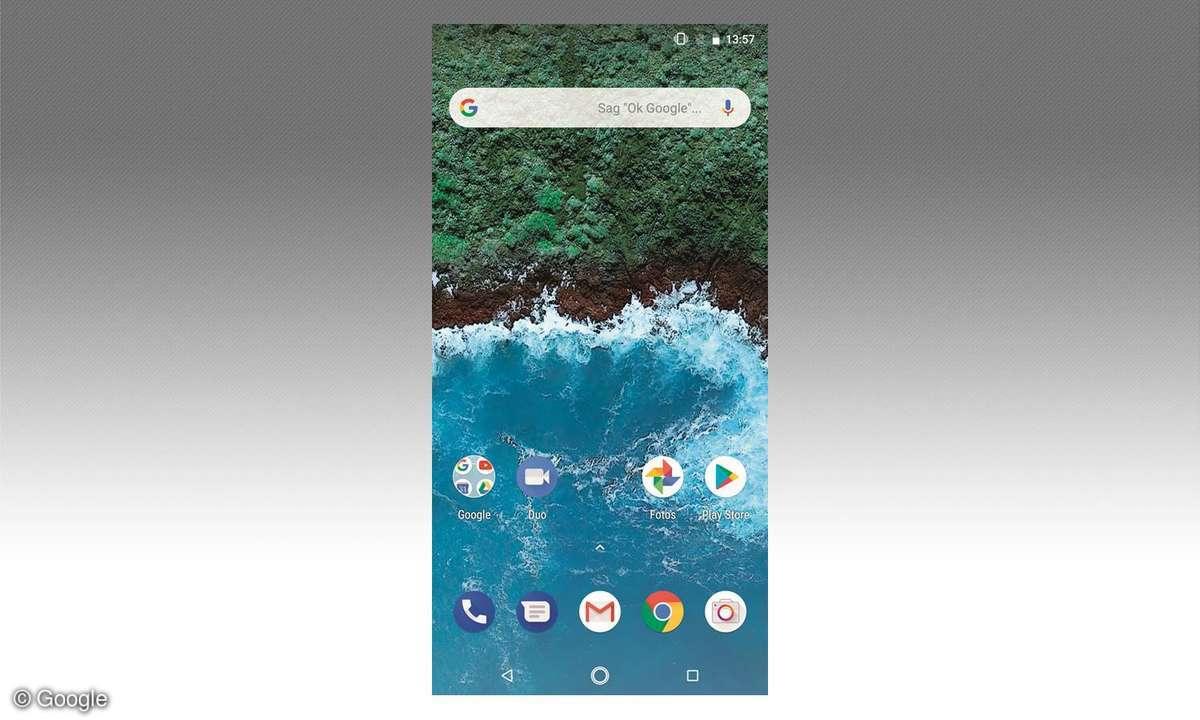 Android, wie Google es schuf