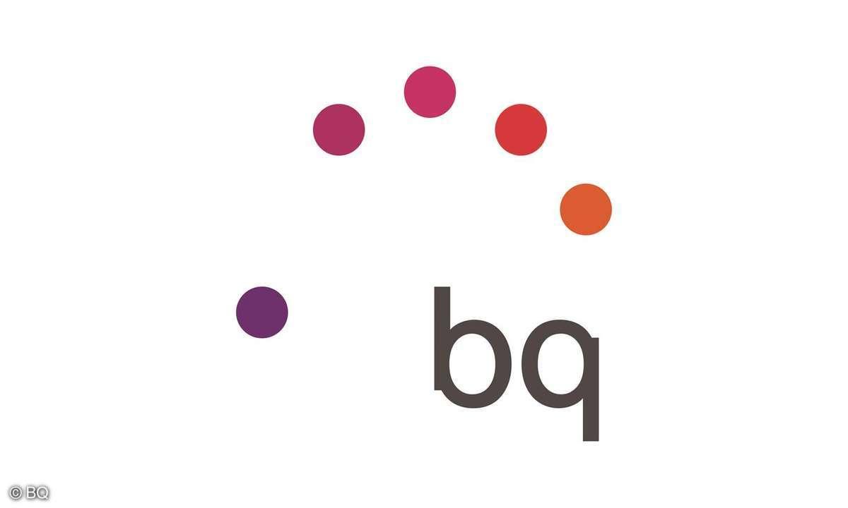 BQ Logo und Symbole