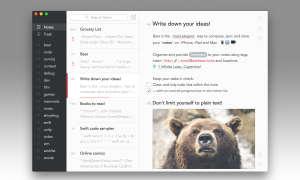 7 Apps, die für Apple Pencil optimiert sind - Bear
