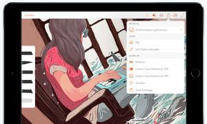 7 Apps, die für Apple Pencil optimiert sind - Adobe Illustrator Draw