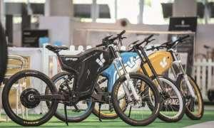 G6-E-Bike von Greyp