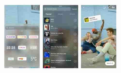 Instagram So Können Sie Jetzt Musik Zu Stories Hinzufügen
