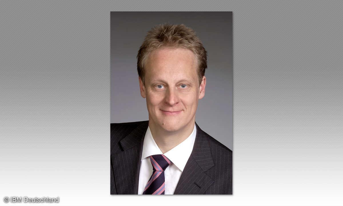 Dr. Wolfgang Hildesheim, IBM Watson und AI Innovation Leader in der DACH-Region