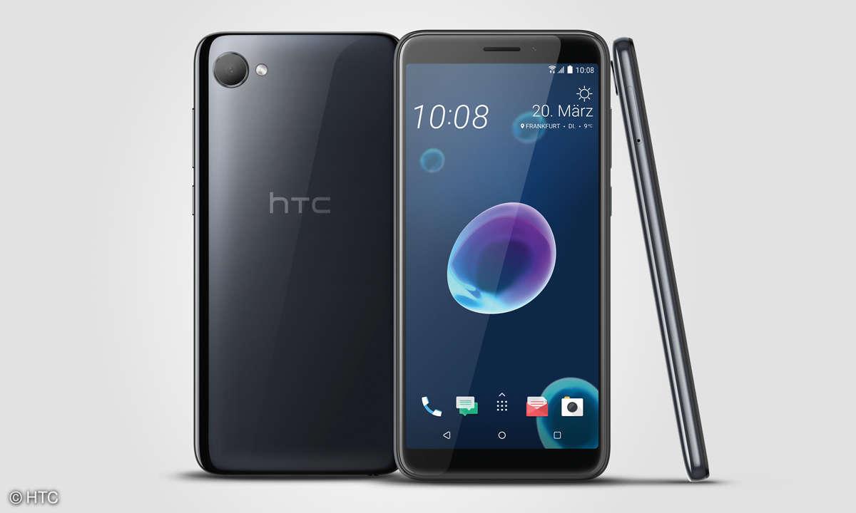 HTC Desire 12 im Test