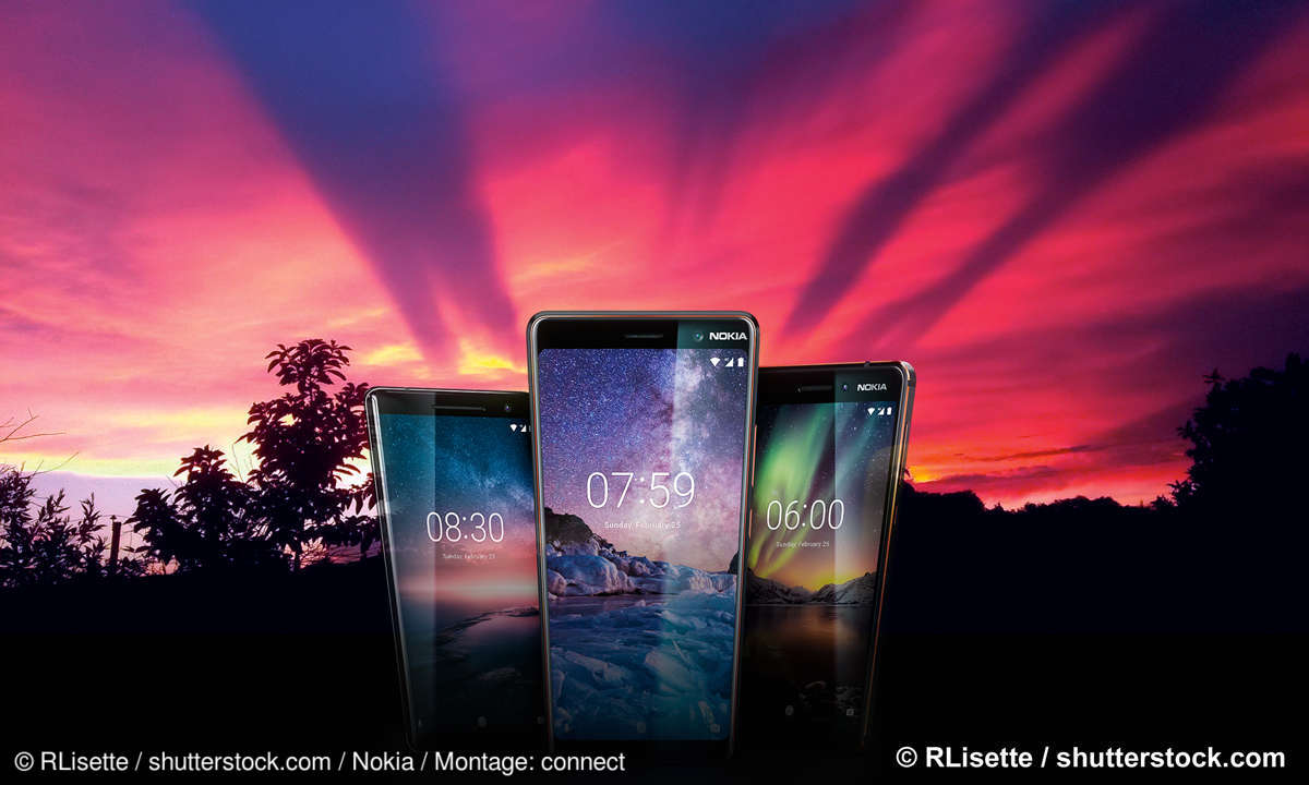 Nokia: Neustart einer Marke