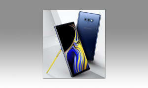 Galaxy Note 9 Leak