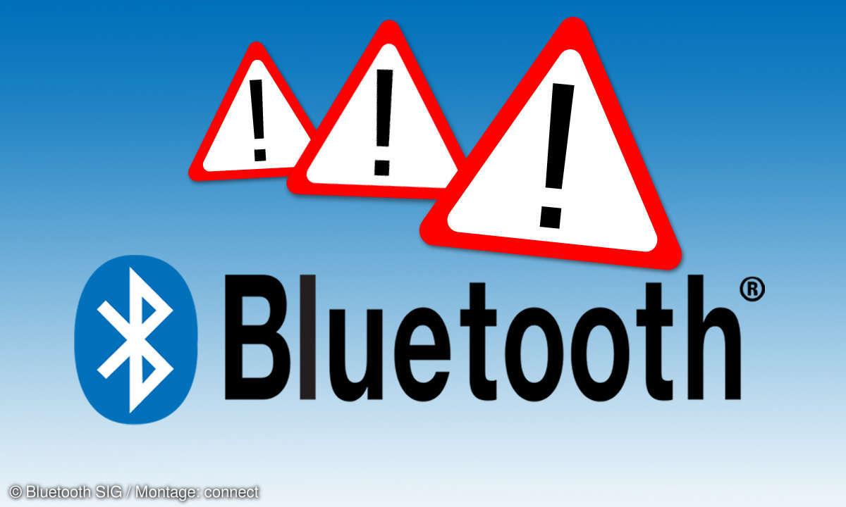 bluetooth luecke update
