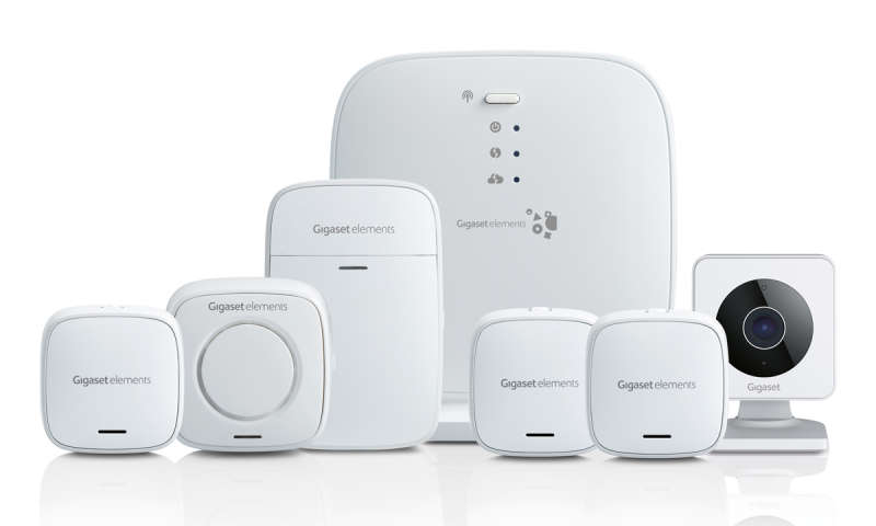 Smart Home Starterkits Telekom Gigaset Elements Connect