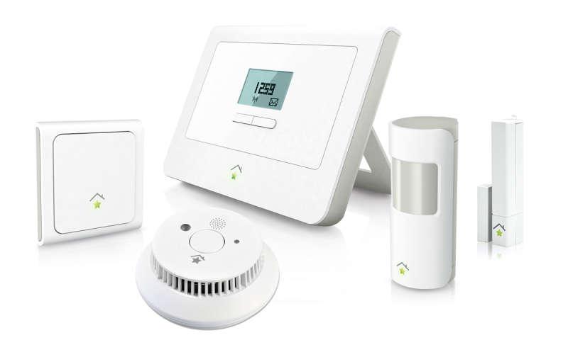 Smart Home Starterkits Bosch Innogy Connect