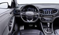 Hyundai Ioniq Hybrid Cockpit
