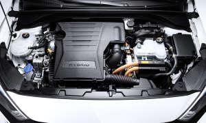 Hyundai Ioniq Hybrid Motor